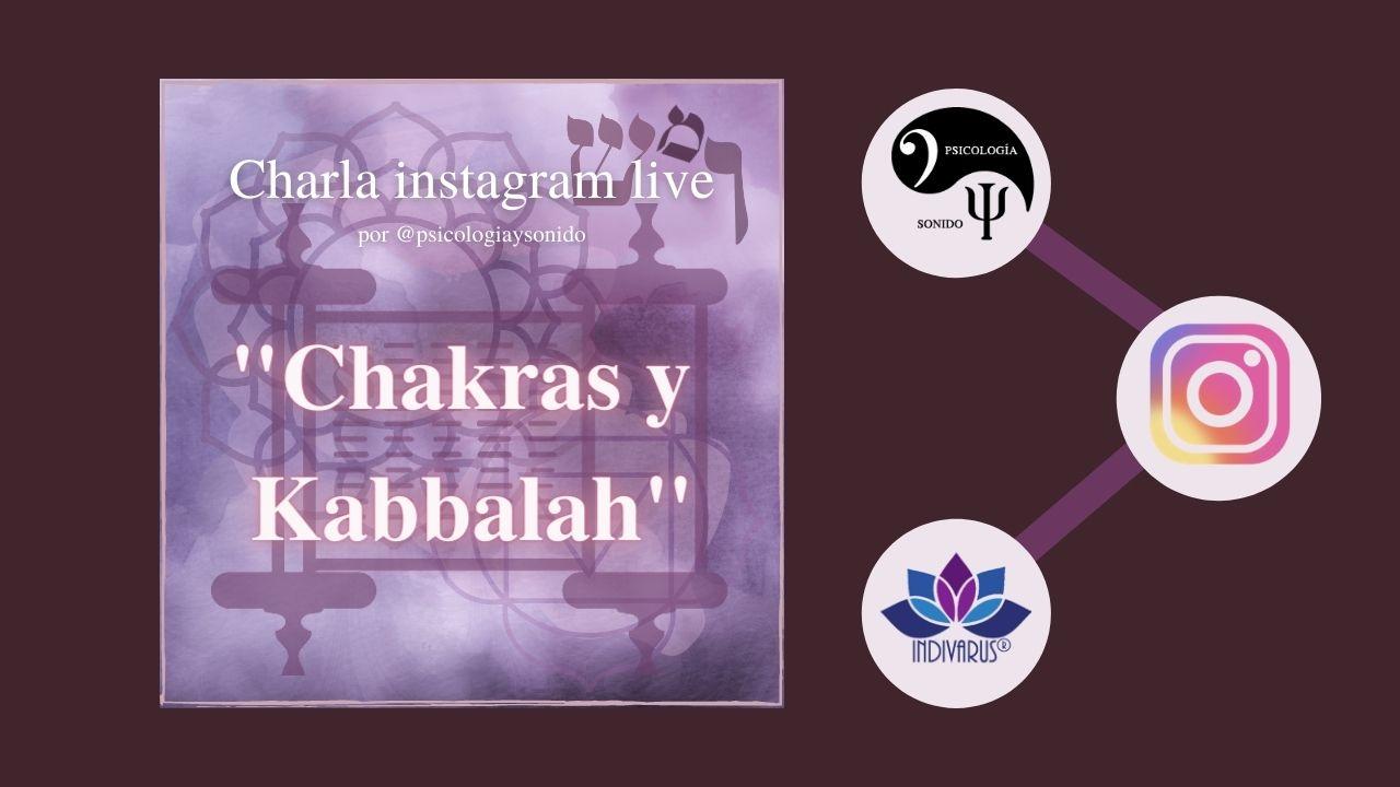 Chakras y Kabbalah con psicologiaysonido