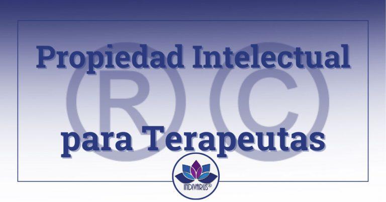 Propiedad Intelectual para Terapeutas