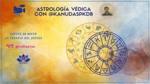 Astrología Védica Jyotish con @kanudaspkdb