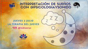 Interpretación de sueños con psicologiaysonido