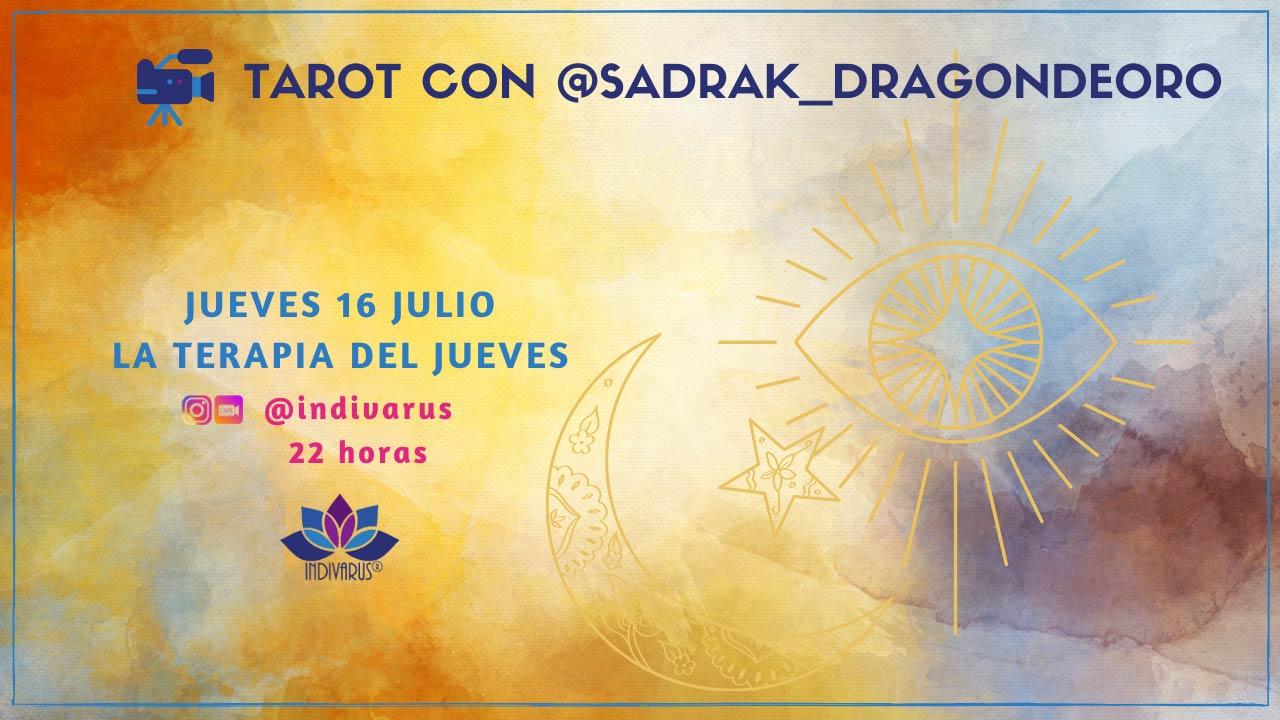 Tarot con sadrak_dragondeoro