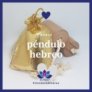 Péndulo Hebreo Roble