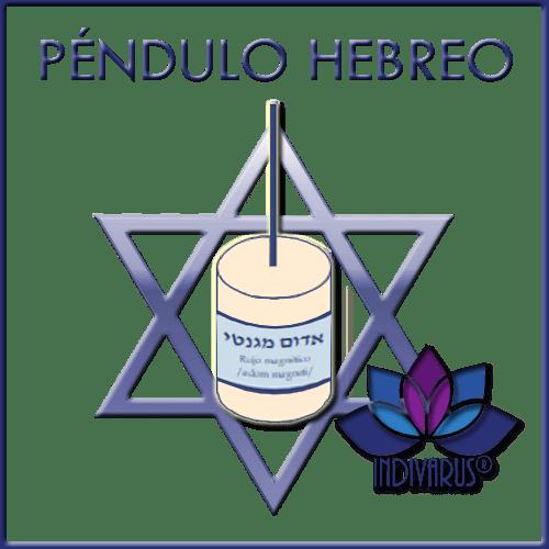 Péndulo Hebreo Cabalista o Metutelet
