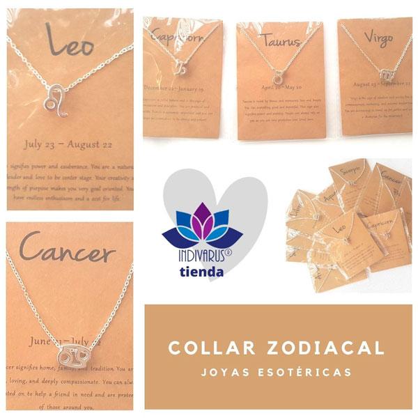 Collar Zodiacal
