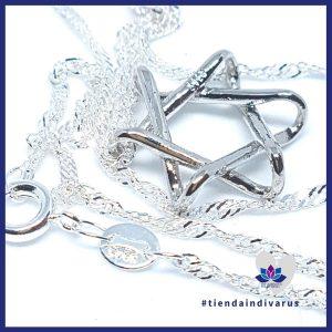 Collar Hexagrama